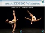 2015 코리아국제현대무용콩쿠르(KIMDC)