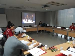 제39회 서울무용제 경연부문 참가자 선성위원회의