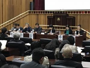 2019 제28회 대구 전국무용제 성공개최를 위한 포럼