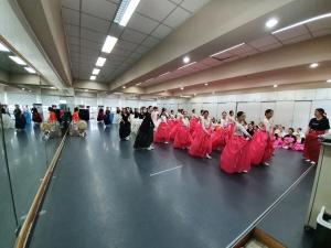 2019  MASTER CLASS OF DANCE HERITAGE 한국무용